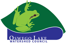 Oswego Lake Watershed Council logo